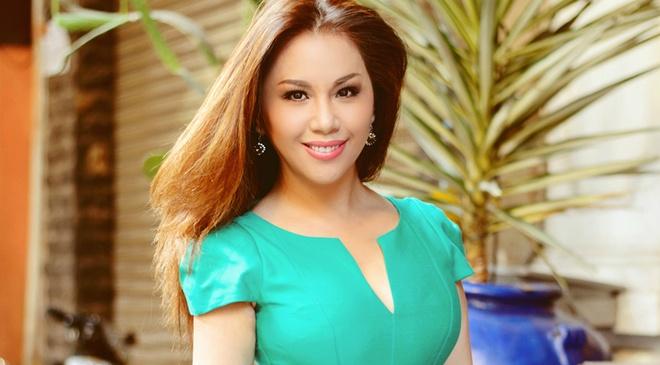 Minh Tuyet va nhung giot nuoc mat tren dat My hinh anh