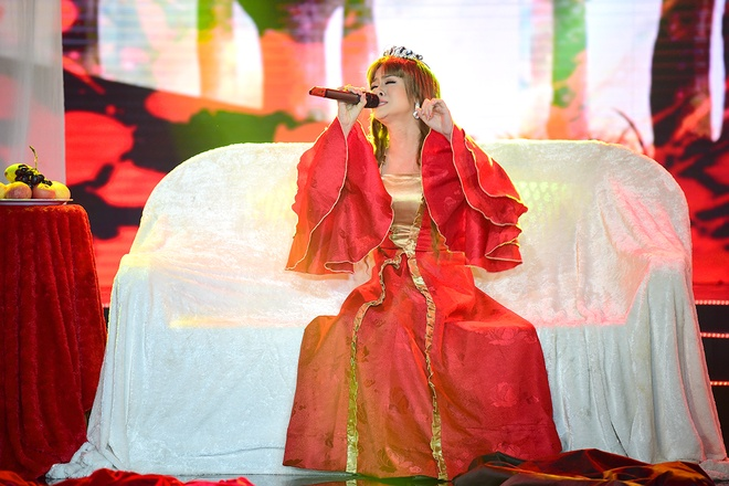 Nhat Kim Anh bi Bao Yen mang vi 'dien sau' hinh anh 1