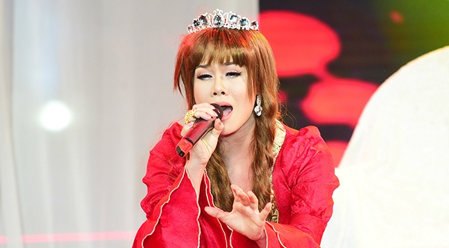 Nhat Kim Anh bi Bao Yen mang vi 'dien sau' hinh anh