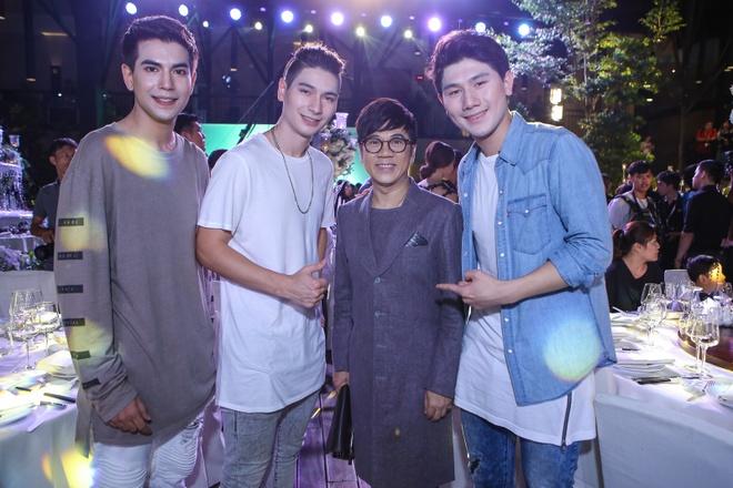 Tran Thanh di su kien sau tai tieng bop meo 'To Anh Nguyet' hinh anh 6