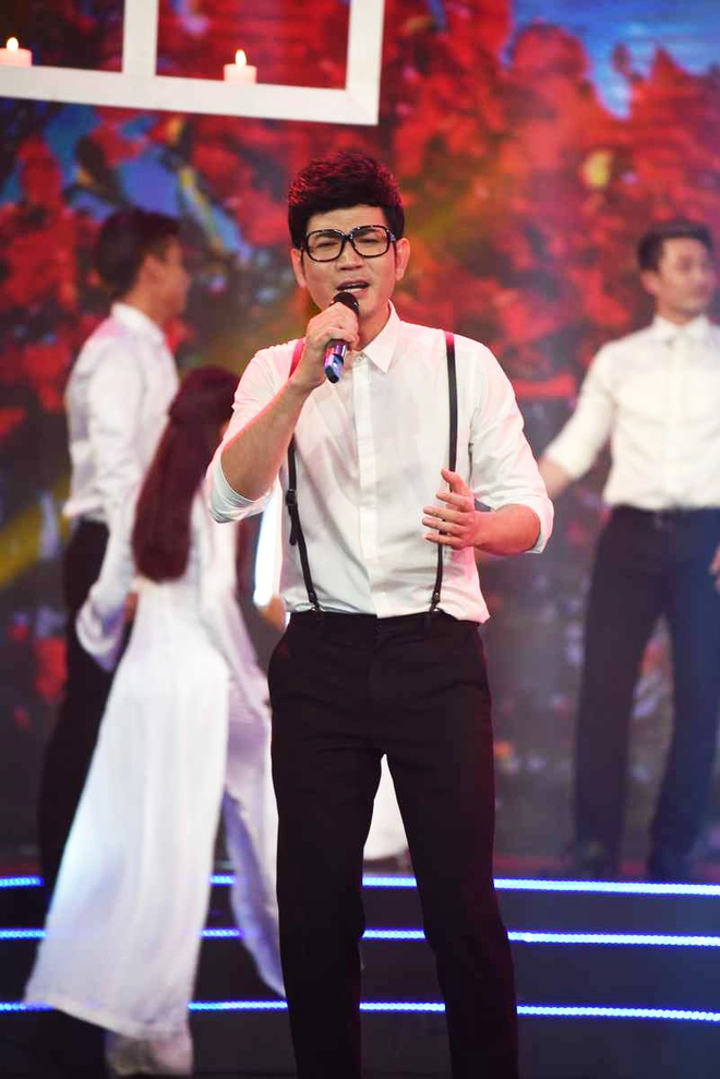 Danh ca Phuong Dung mong co con trai nhu Quach Thanh Danh hinh anh 1
