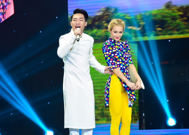 Quang Linh nhac nho khan gia co vu cho hot boy 18 tuoi hinh anh 6