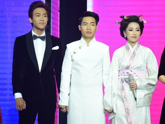 Quang Linh nhac nho khan gia co vu cho hot boy 18 tuoi hinh anh 11