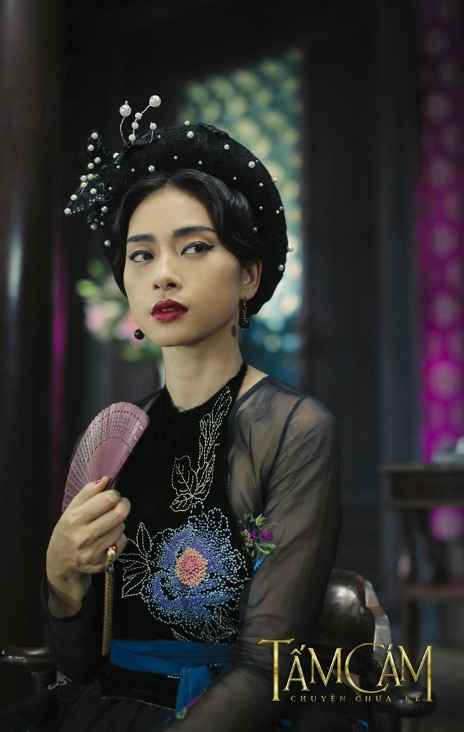 Ngo Thanh Van: 'Ha Vi va Tam deu rat manh liet khi yeu' hinh anh 3