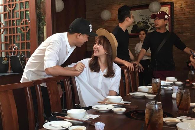 Hari Won dam duoi song ca cung Tran Thanh hinh anh 1