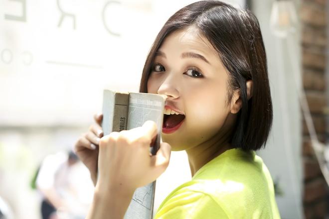 Suni Ha Linh: Tu nhan vien ngan hang tro thanh ca si 'hot' hinh anh