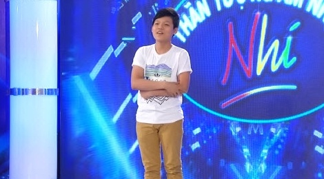 Thi sinh Vietnam Idol Kids bi nghi noi doi, khai gian tuoi hinh anh