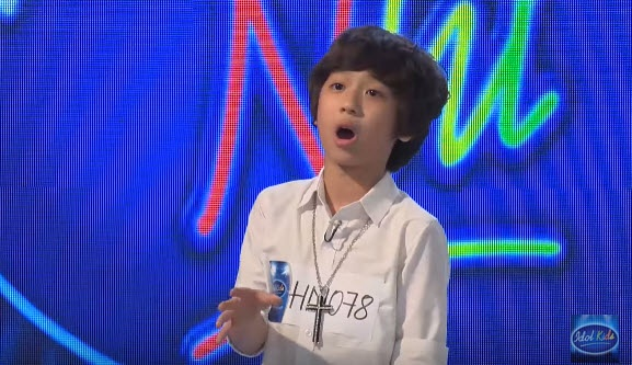 Cau be lai 12 tuoi toa sang tai Vietnam Idol Kids hinh anh 3
