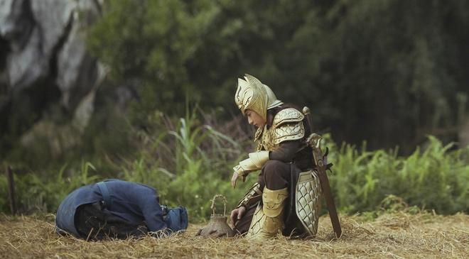 'Trang phuc Tam Cam khong giong phim co trang Trung Quoc' hinh anh 6