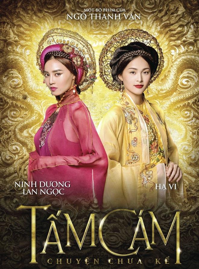 'Trang phuc Tam Cam khong giong phim co trang Trung Quoc' hinh anh 3
