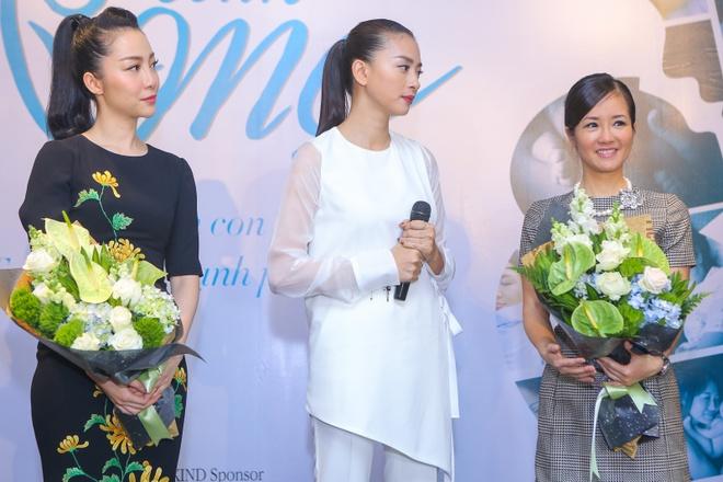 Hong Nhung, Linh Nga ne phuc Ngo Thanh Van hinh anh 4