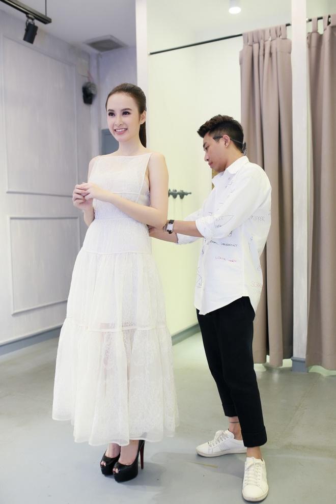 Mot ngay ban ron cua Angela Phuong Trinh truoc LHP Cannes hinh anh 1
