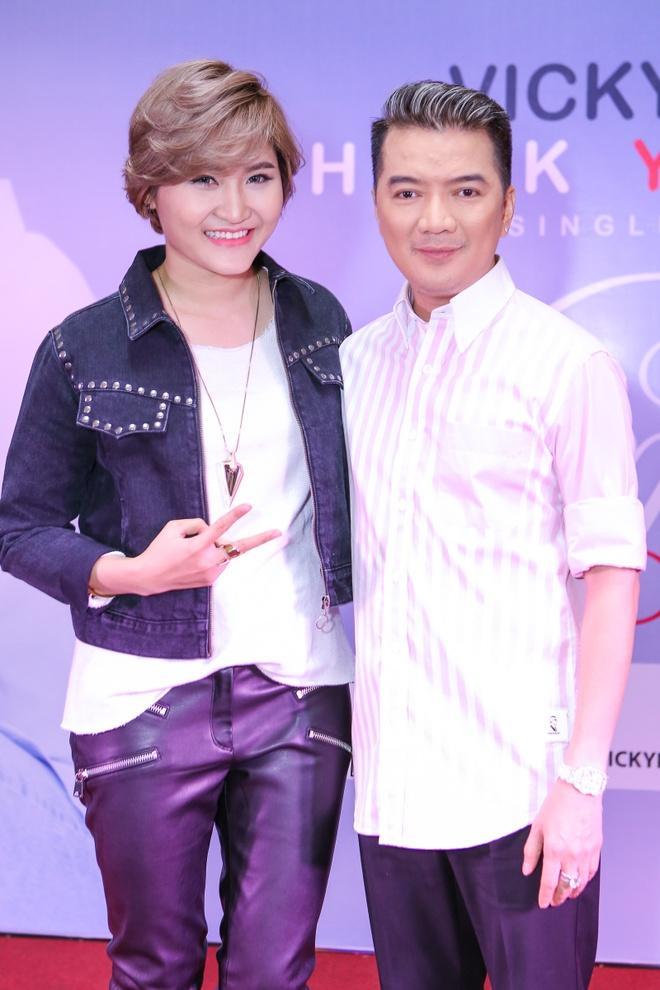 Dam Vinh Hung tu hao ve hoc tro cung Vicky Nhung hinh anh 1