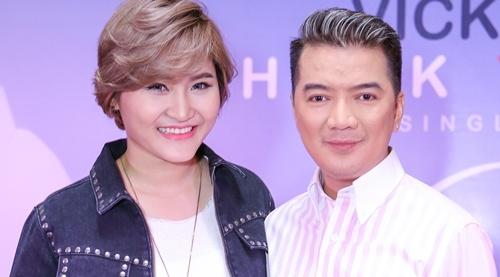 Dam Vinh Hung tu hao ve hoc tro cung Vicky Nhung hinh anh