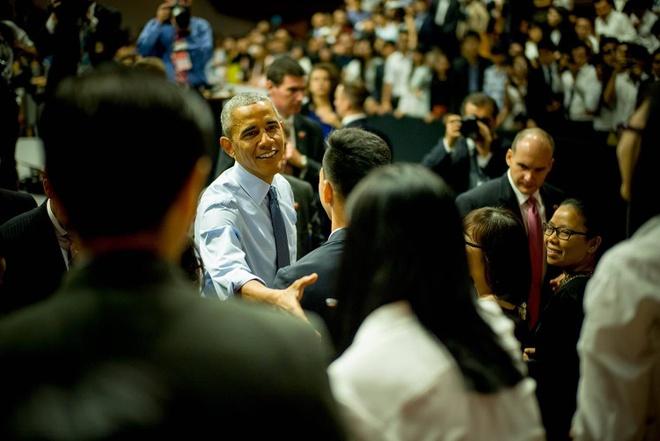 Suboi: 'Gap ong Obama la ngay lich su cua doi toi' hinh anh 2