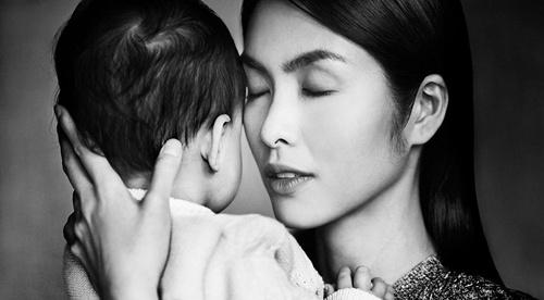 Tang Thanh Ha: 'Con la bau vat troi cho' hinh anh