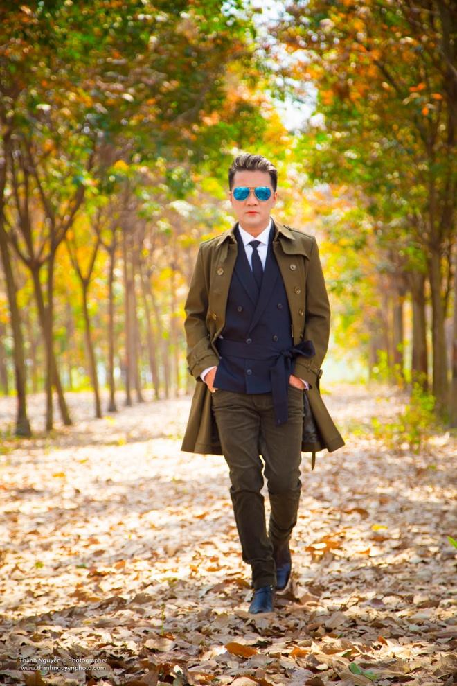 Mr. Dam ra mat album nhan 100 ngay mat nhac si Thanh Tung hinh anh 2