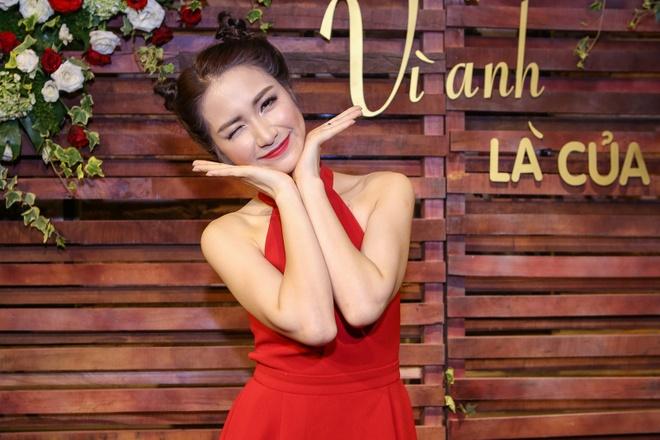 Hoa Minzy khoc xin loi vi lam bo me ton thuong hinh anh 5