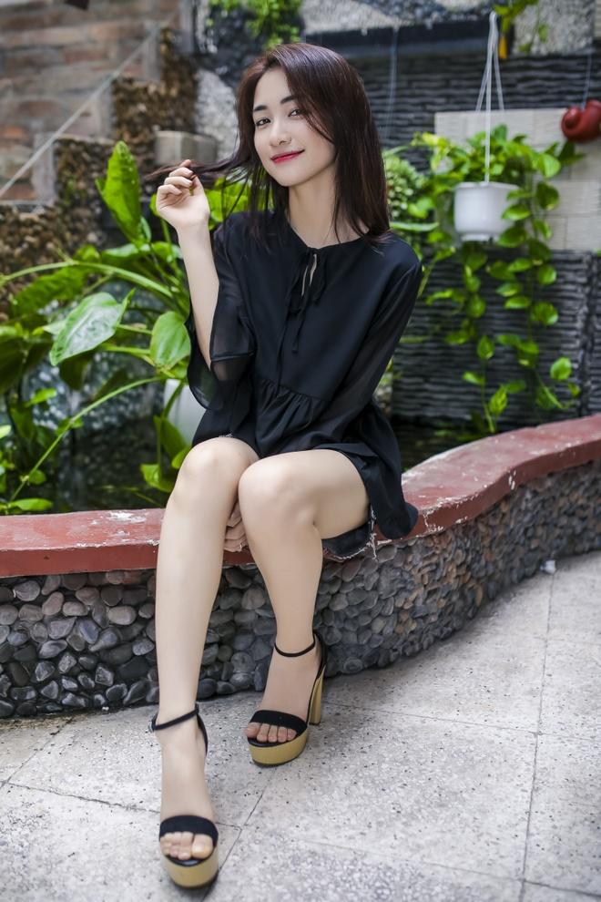 Hoa Minzy: 'Yeu xa, chi can mot cuoc goi nho cung vui' hinh anh 4