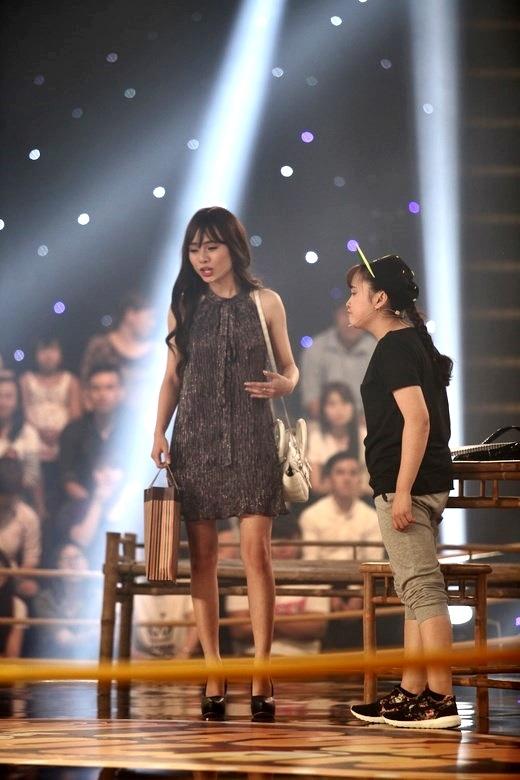 Tran Thanh, Truong Giang cam nin vi bi choc gheo chuyen yeu hinh anh 1