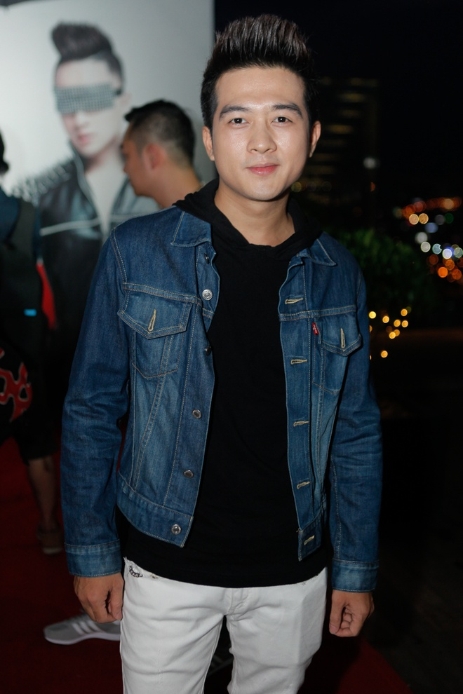 Huong Tram cung trai Tay den mung Cao Thai Son ra MV hinh anh 6