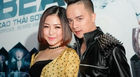 Huong Tram cung trai Tay den mung Cao Thai Son ra MV hinh anh