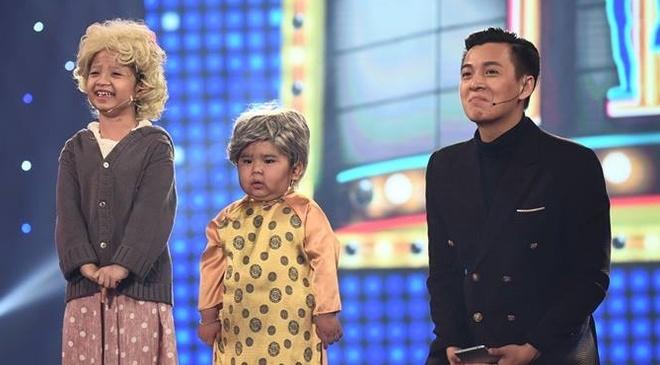Ngo Kien Huy xin Tran Thanh bi quyet lam MC The Voice Kids hinh anh