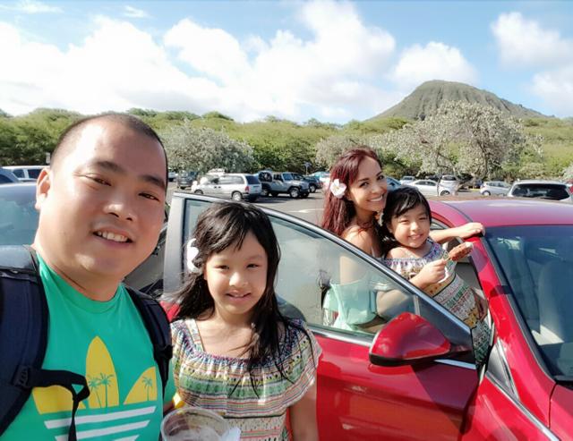Thuy Hanh - Minh Khang ky niem 10 nam ngay cuoi o Hawaii hinh anh 7