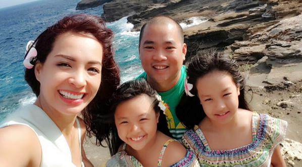 Thuy Hanh - Minh Khang ky niem 10 nam ngay cuoi o Hawaii hinh anh