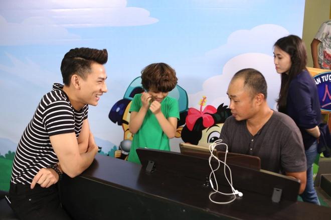 Ho Van Cuong doc suc tap luyen hit cua me nuoi hinh anh 6