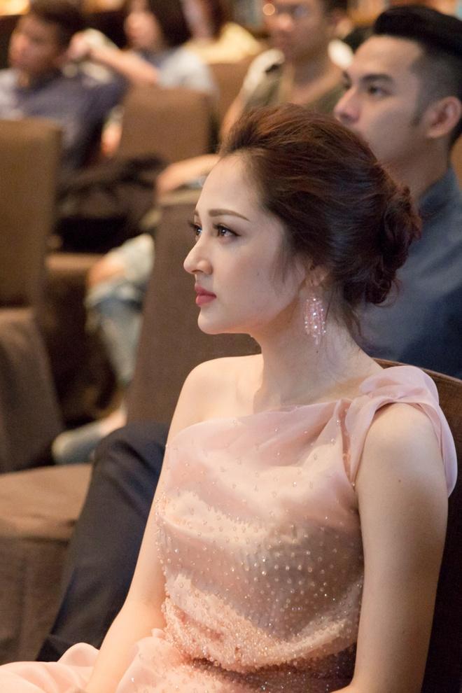 Bao Anh dut khoat khong de cap tin don yeu Ho Quang Hieu hinh anh 2