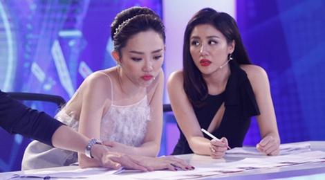 Van Mai Huong: 'Toc Tien chac khong ho do noi toi san si' hinh anh