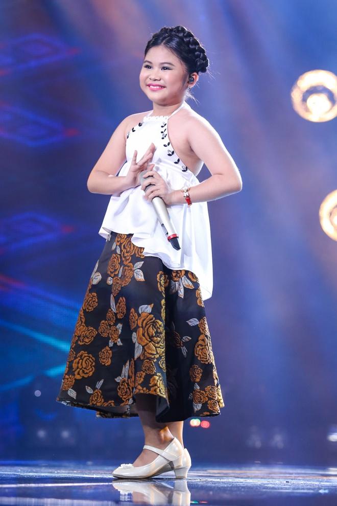 'Ho Van Cuong khong de dang len ngoi quan quan Idol Kids' hinh anh 3
