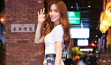 Ho Ngoc Ha: 'Phai tren van, tren co moi noi duoc An Nguy' hinh anh
