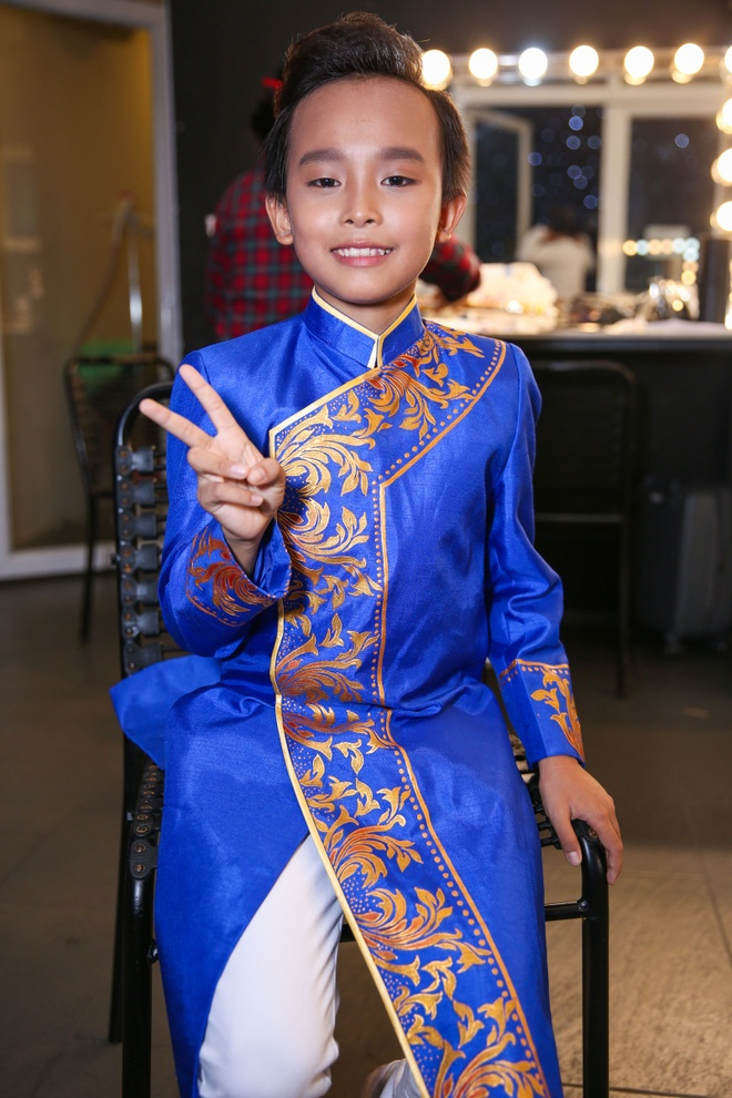 Thi sinh Vietnam Idol Kids cang thang truoc dem ban ket hinh anh 3