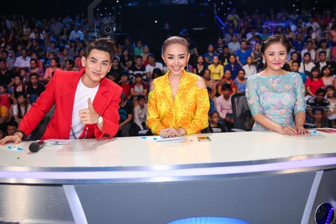 Thi sinh Vietnam Idol Kids cang thang truoc dem ban ket hinh anh 9