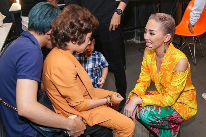 Thi sinh Vietnam Idol Kids cang thang truoc dem ban ket hinh anh 6