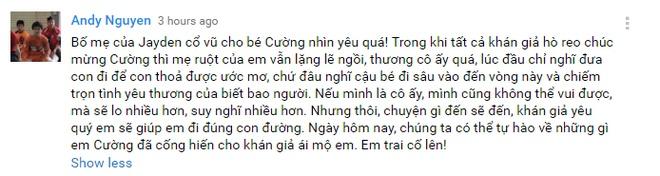 Khan gia xuc dong truoc phan ung cua me Ho Van Cuong hinh anh 5