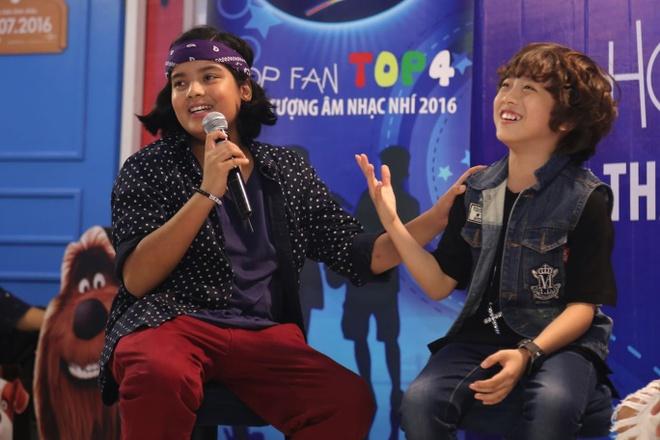 'Ho Van Cuong khong de dang len ngoi quan quan Idol Kids' hinh anh 4