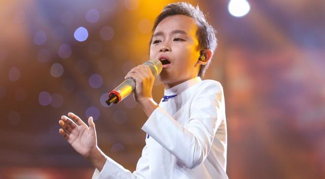 'Ho Van Cuong khong de dang len ngoi quan quan Idol Kids' hinh anh