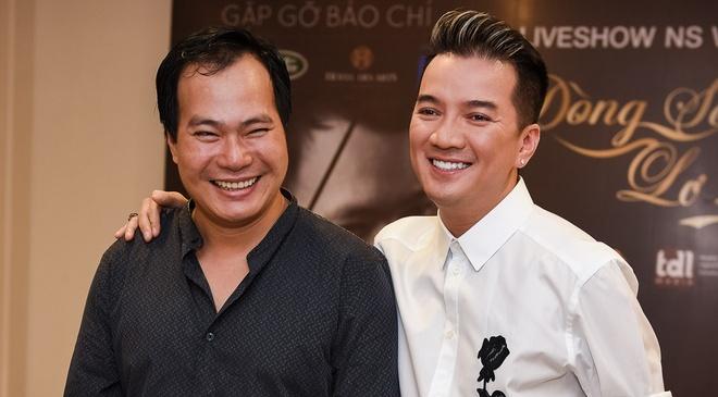 Dam Vinh Hung doi cat-xe la sang tac moi cua Viet Anh hinh anh