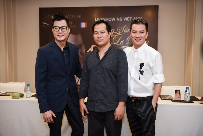 Dam Vinh Hung doi cat-xe la sang tac moi cua Viet Anh hinh anh 1