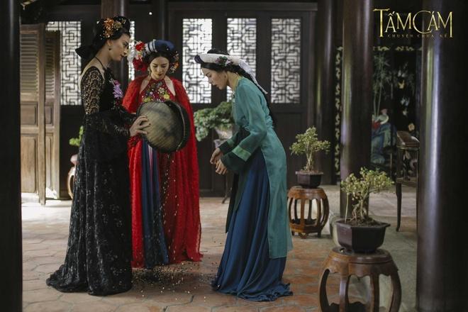Ngo Thanh Van khien Ha Vi bat khoc trong trailer 'Tam Cam' hinh anh 1