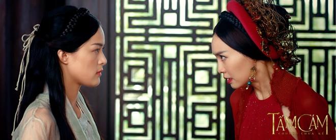 Ngo Thanh Van khien Ha Vi bat khoc trong trailer 'Tam Cam' hinh anh 3