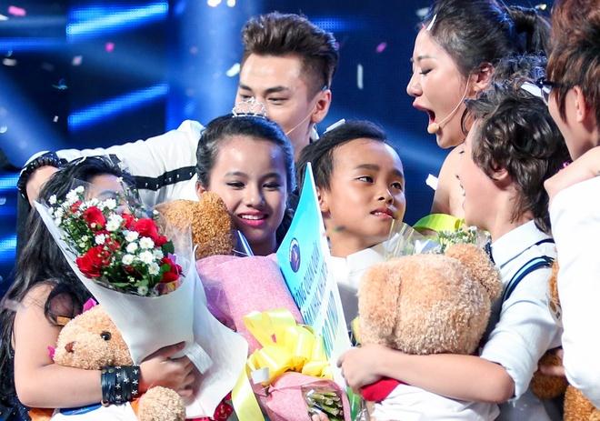 Ho Van Cuong tro thanh quan quan Vietnam Idol Kids 2016 hinh anh