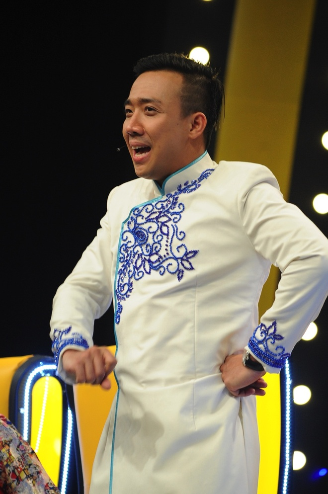 Chuyen tinh Tran Thanh - Hari bi dua vao tieu pham hai hinh anh 2