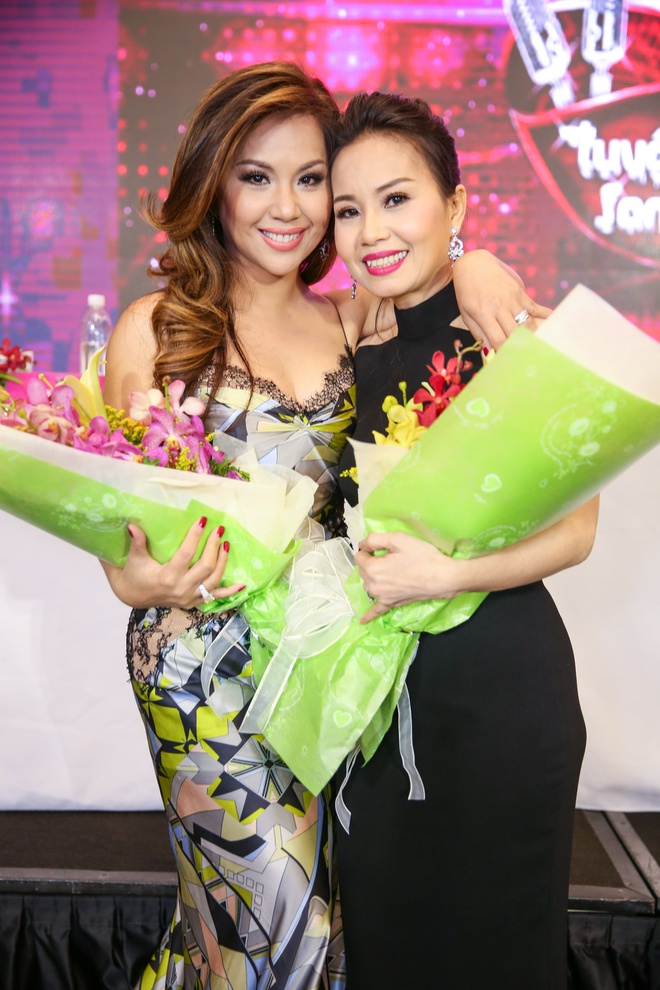Minh Tuyet tiet lo chi gai Cam Ly rat hung du hinh anh 1