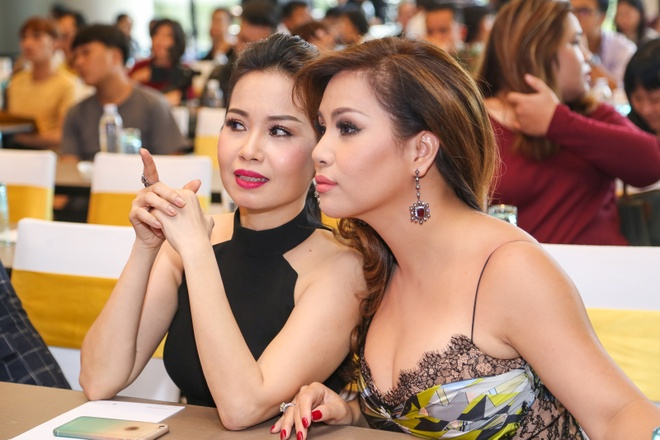 Minh Tuyet tiet lo chi gai Cam Ly rat hung du hinh anh 2