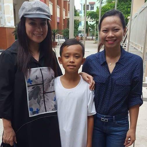 Ho Van Cuong len hoc o TP HCM hinh anh 2