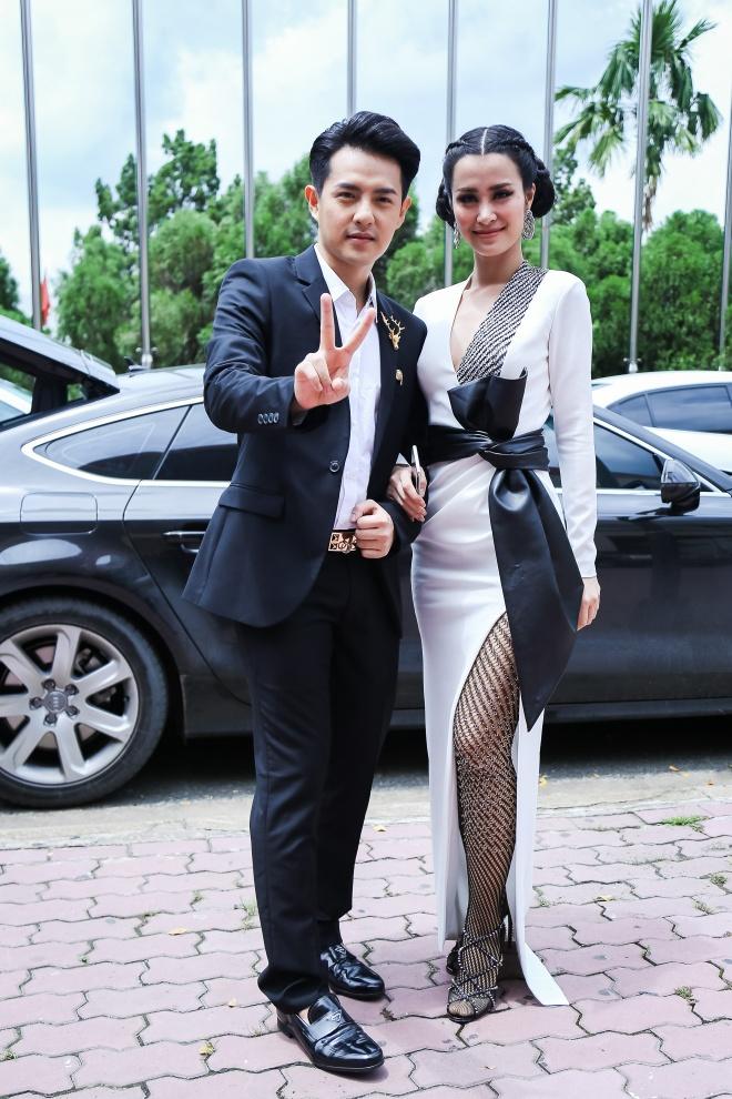 Noo Phuoc Thinh, Dong Nhi dua nghich khi quay The Voice Kids hinh anh 3